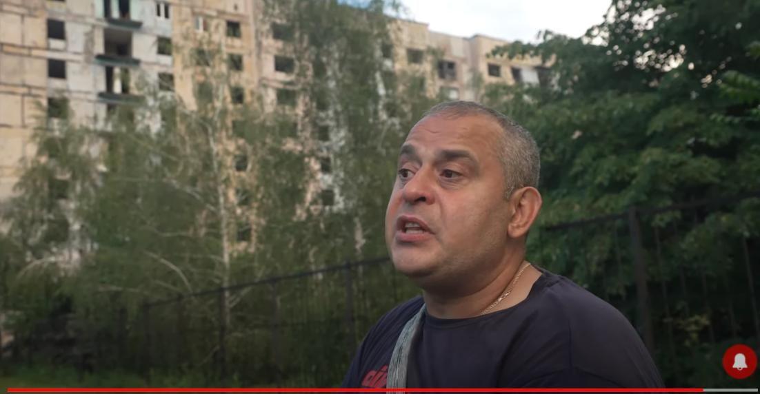 """Житель Авдеевки рассказал о своем отношении к Украине и ВСУ: """"Словами не передать"""""""