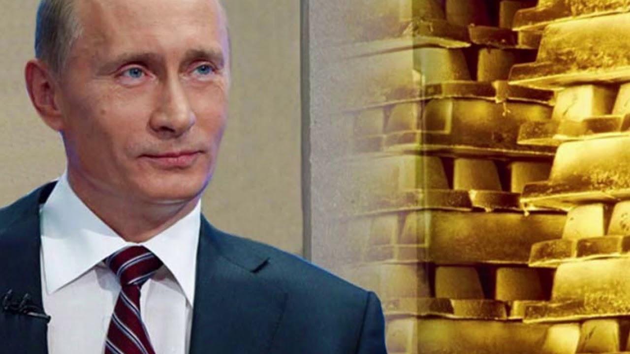 СМИ раскрыли, для чего Путин массово скупает золото и к чему готовится