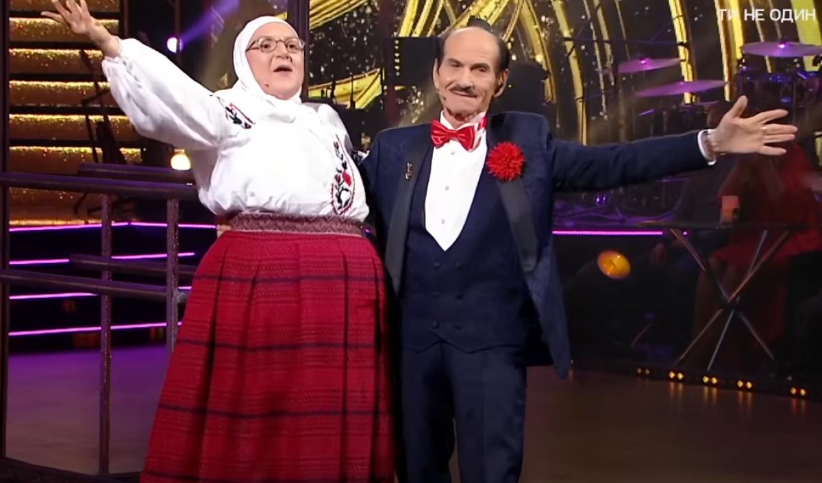 """90-летний Григорий Чапкис зажег с """"мамой"""" Верки Сердючки, вызвав в Сети фурор"""