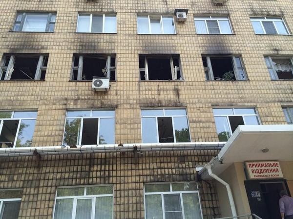 ОБСЕ зафиксировала итоги артиллерийского обстрела Донецка