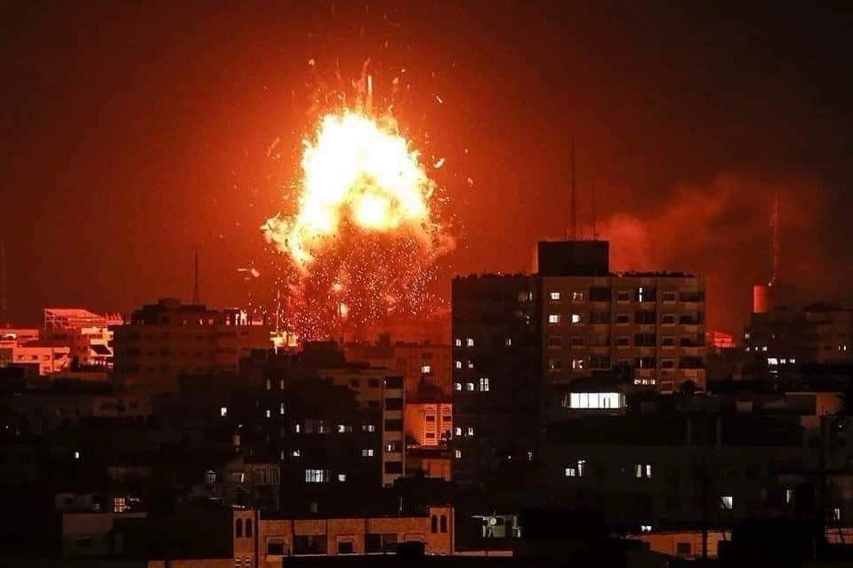 Израиль громит ХАМАС: разбиты штаб-квартиры, склады и пусковая установка, из которой били по Иерусалиму