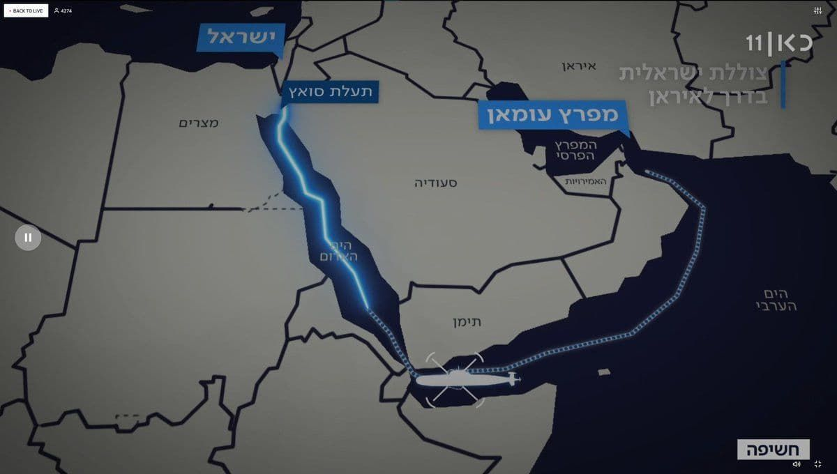 """Иран о появлении подлодок Израиля и США в Персидском заливе: """"Будем топить"""""""