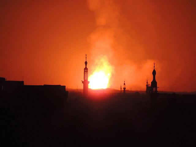Мощный авианалет: ЦАХАЛ разбомбил завод по производству химического оружия в Сирии - СМИ
