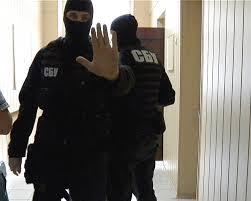 В Бердянске неизвестные обстреляли здание СБУ из гранатометов