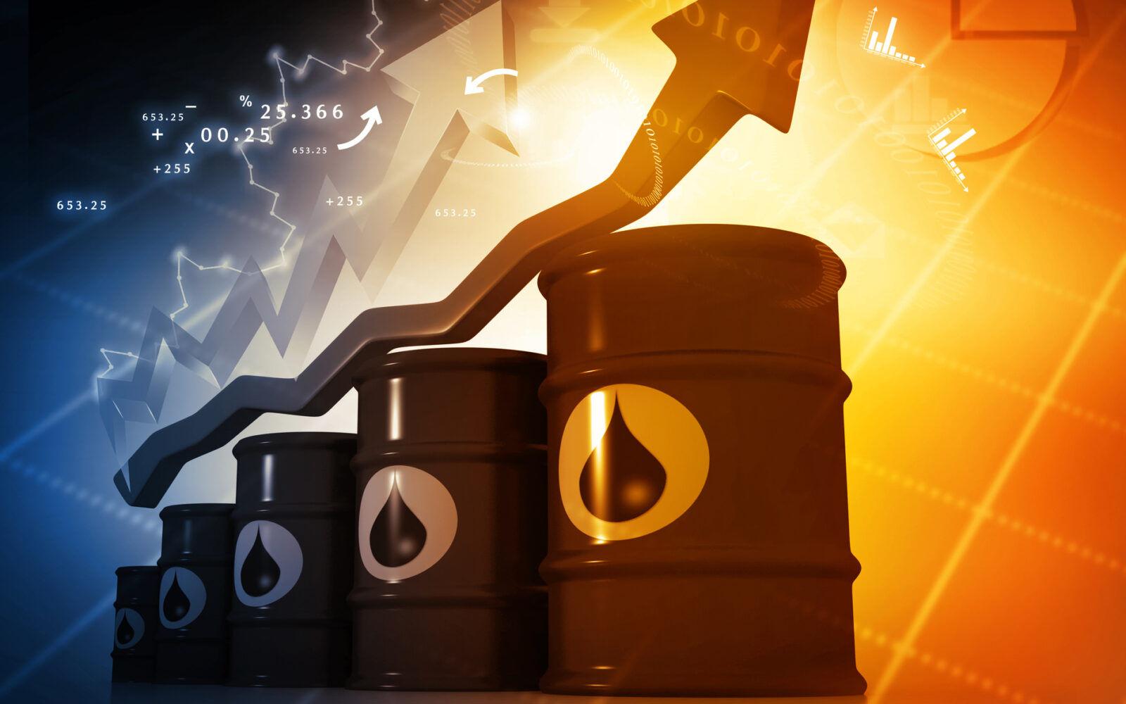 Цена на нефть побила многолетний рекорд за последние годы из-за тотального энергокризиса, и это не предел