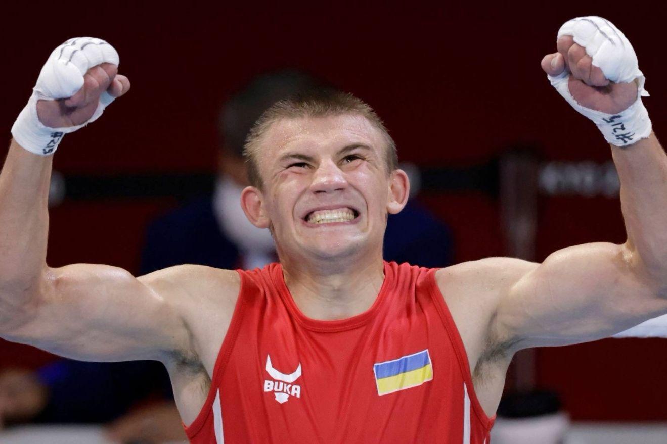 Боксер Украины Хижняк прорвался в полуфинал Игр - 2020 - медаль гарантирована