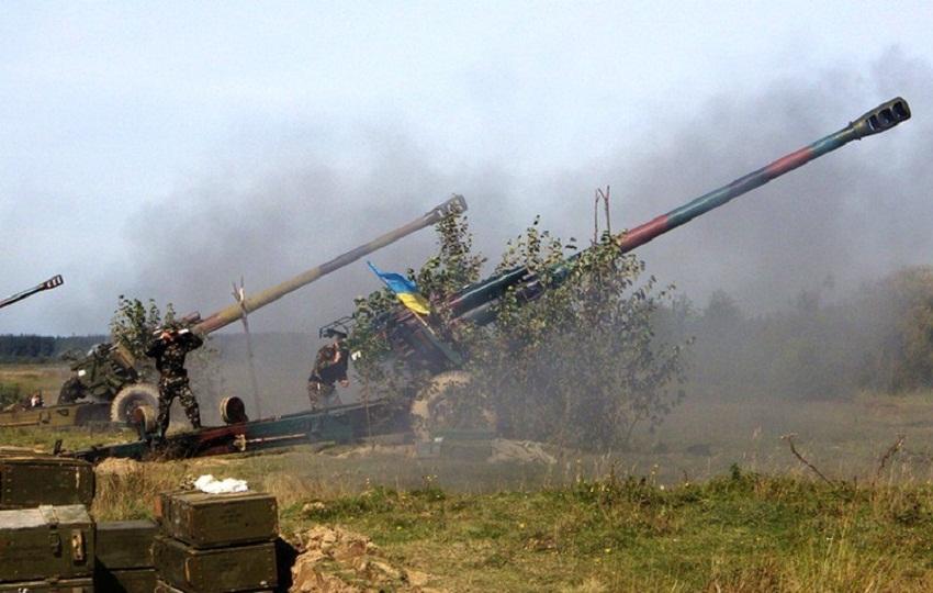 """ВСУ нанесли мощный удар по позициям боевиков """"ЛНР"""" в ответ на убийство капеллана"""