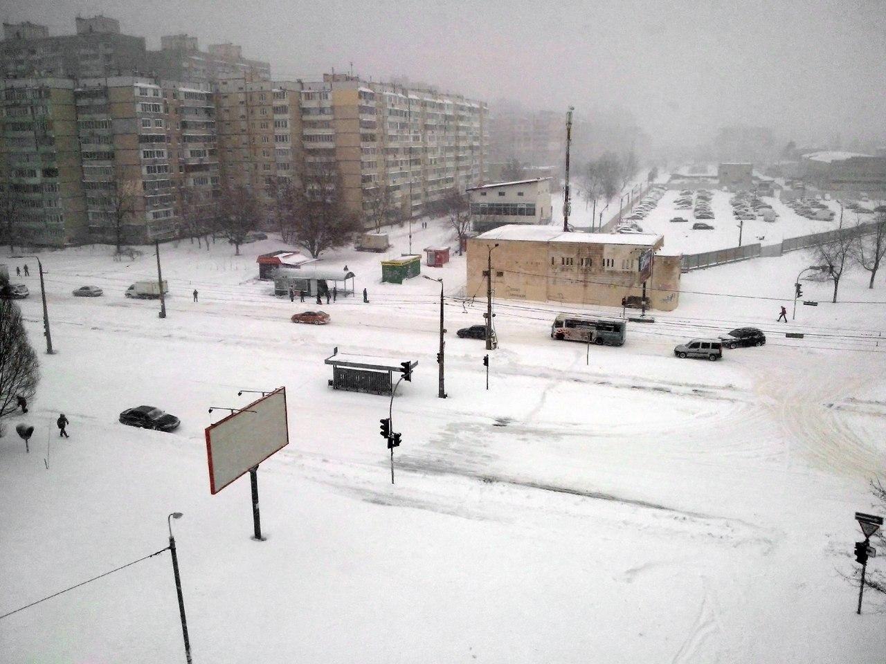 В Харьковской и Тернопольской областях обнаружены первые жертвы сильных морозов: людей нашли замерзшими в снегу