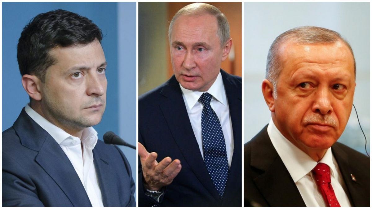 Кремль будет влиять на Украину через Турцию – у РФ есть экономические рычаги давления
