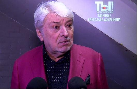 """Вячеслав Добрынин уже не в силах петь: произошедшее на концерте """"убило"""" зрителей,  артист в полном отчаянии"""