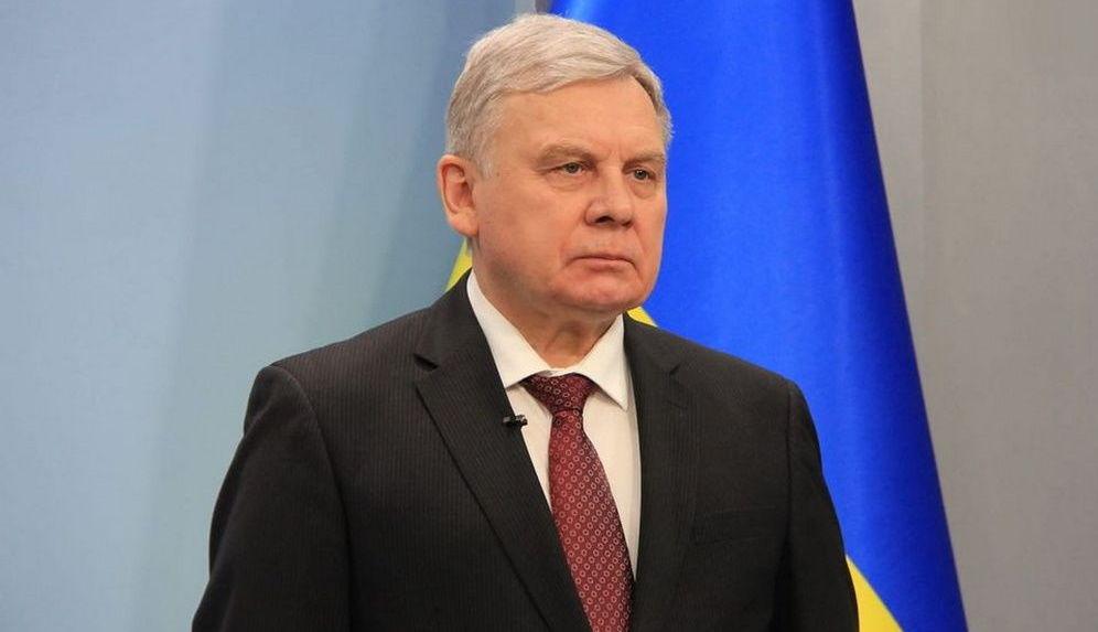 """Глава Минобороны Таран: """"Россия может повторить Украине сценарий 2008 года в Грузии"""""""