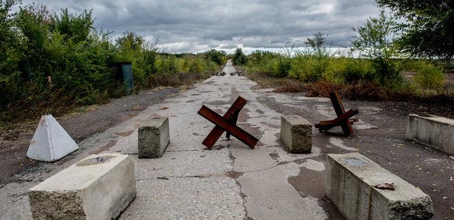 Золотое, переселенец, разведение войск, пенсионеры, пенсия, Украина, серая зона