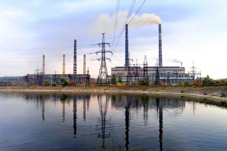 Славянская ТЭС заработает не раньше января 2015 года