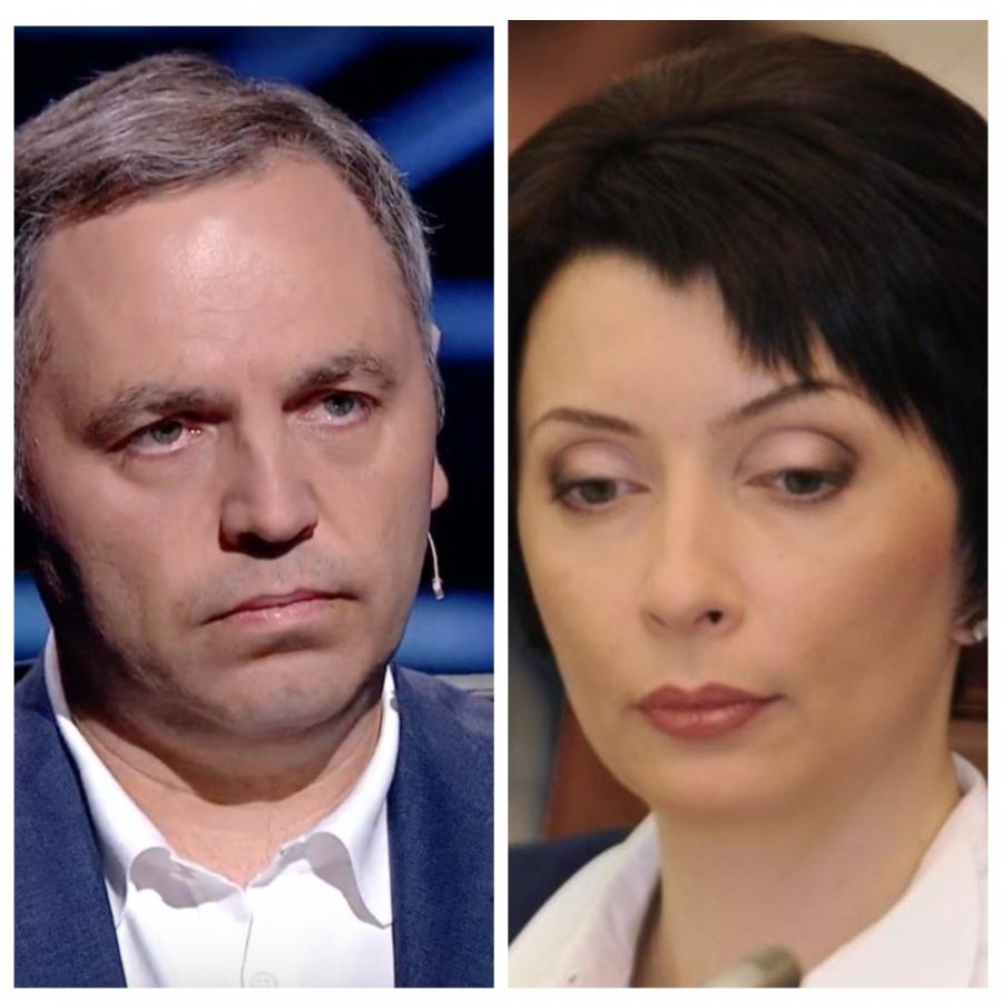 Портнов и Лукаш подготовили проект закона о дегероизации Небесной сотни, детали