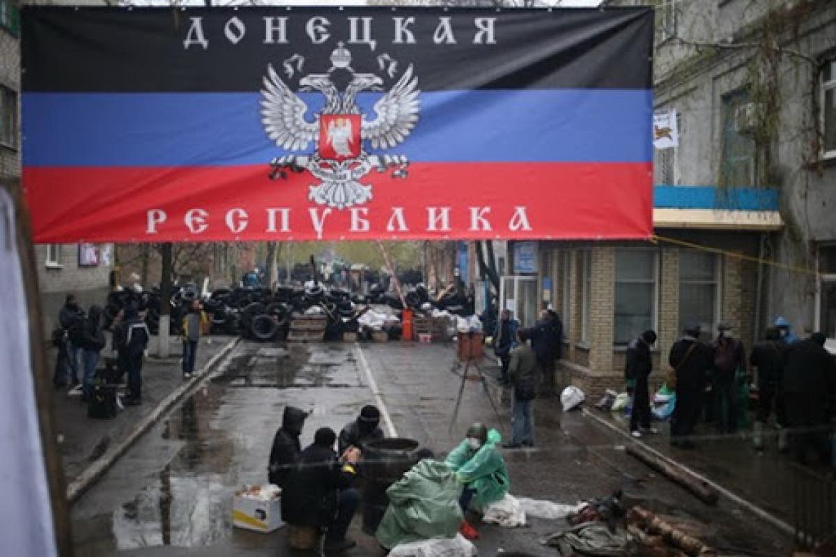 5 июля 2014 года - трагичный день для Донецка