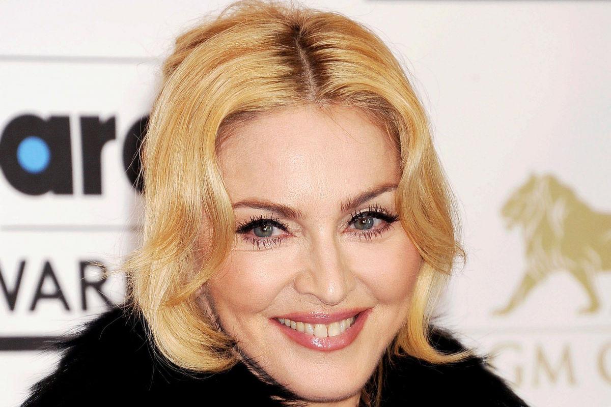 """""""Остановите это!"""": в эфире вечернего ток-шоу Мадонна вспомнила молодость и шокировала всех своим поступком"""