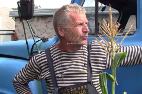 Дончанин сам оборудовал пожарную машину и помогает тушить пожары в городе