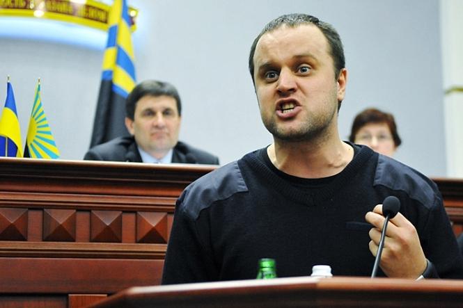 украина, война на донбассе, новороссия, губарев, семерочка, скандал, казанский, оккупация