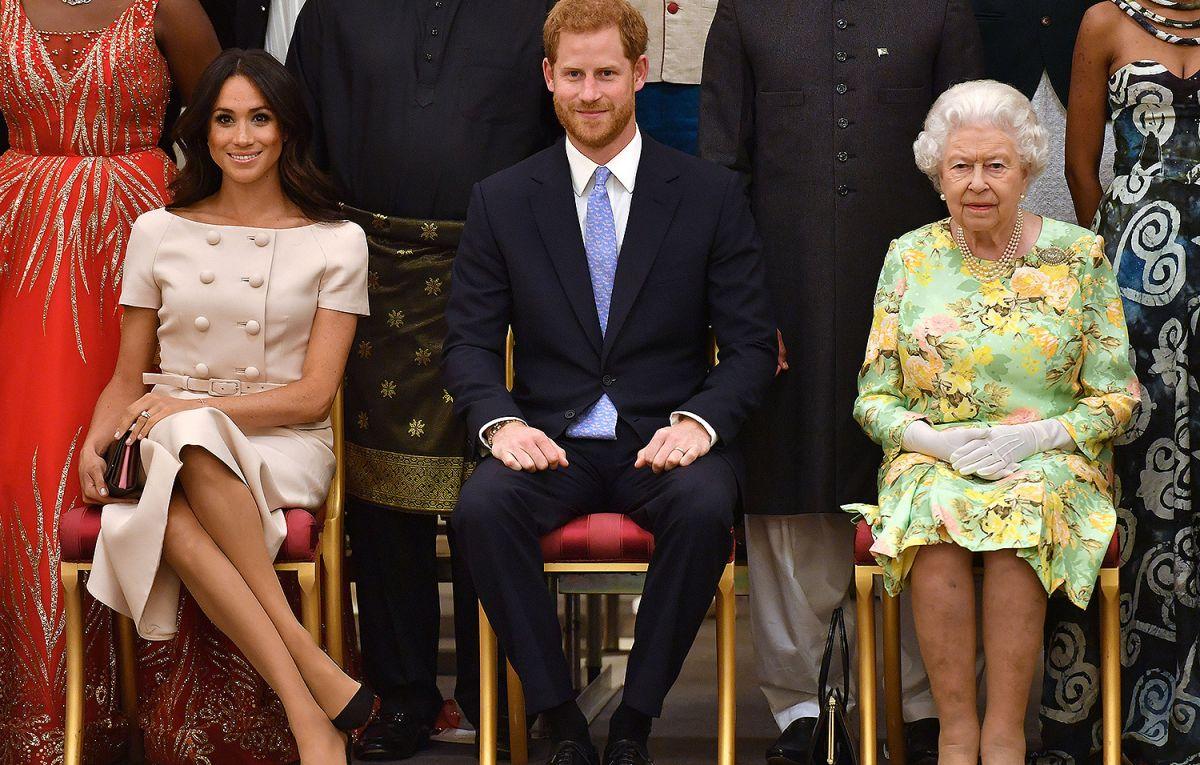 СМИ: Меган Маркл и принц Гарри возвращаются жить в королевский дворец