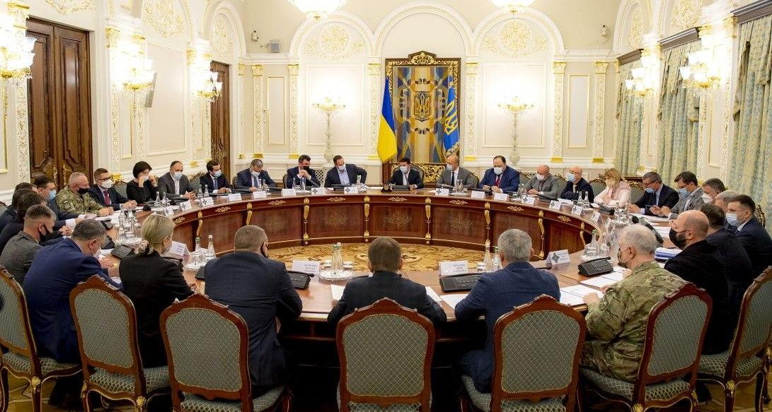 Зеленский созвал экстренное заседание СНБО: стала известна повестка дня