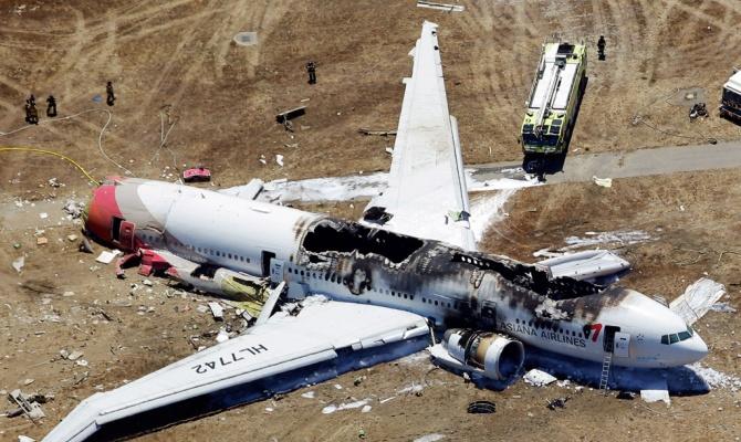 """СМИ: на борту """"Боинга-777"""", потерпевшего крушение, летело 80 детей"""