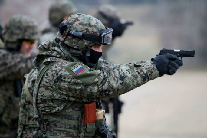 россия, путин, спецназ, протест, стрельба, скандал