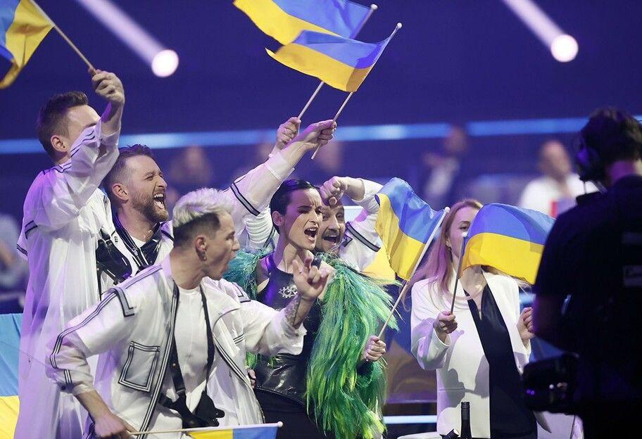 """""""Евровидение-2021"""": СМИ назвали 5 стран, которые поставили Украине максимальные 12 баллов"""