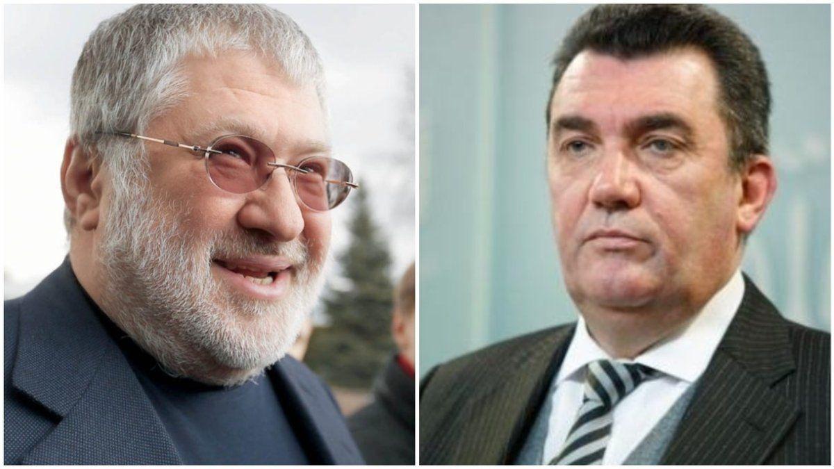 Санкции Украины против Коломойского: Данилов прояснил позицию СНБО