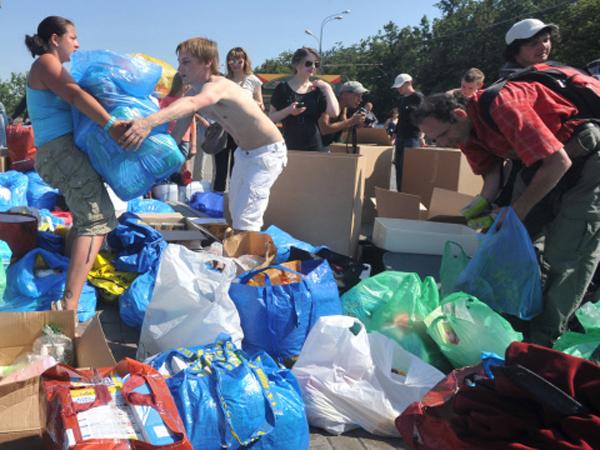 Польша отправит в зону АТО гуманитарную помощь для военных