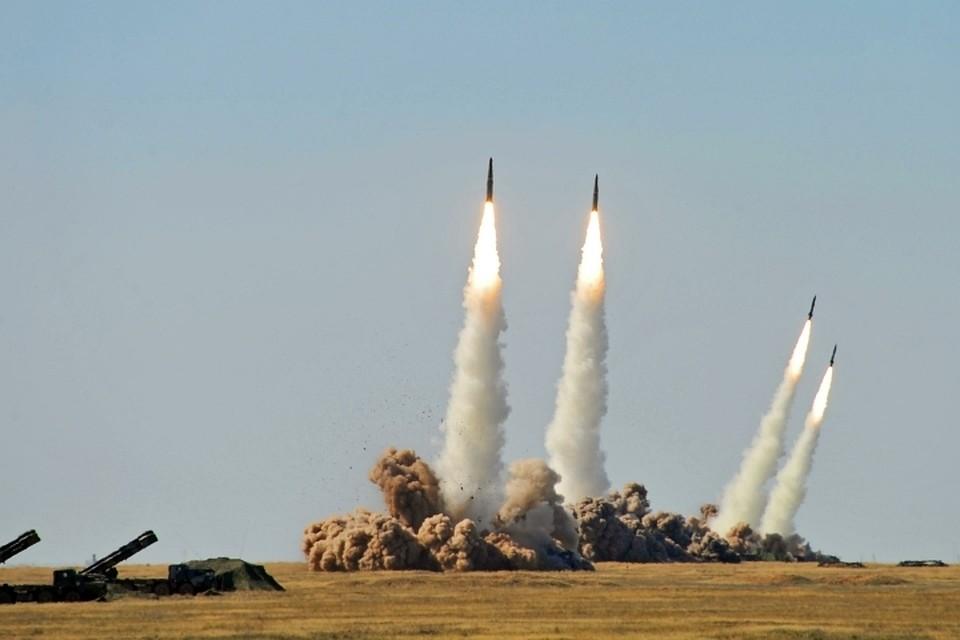 Шквальный ракетный залп ВСУ: появилось видео мощного огня зенитно-ракетных войск Украины