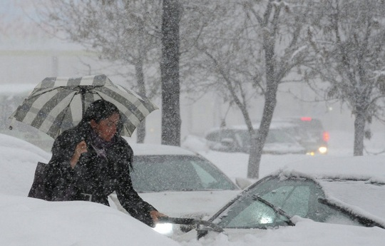 украина, снегопады, погода