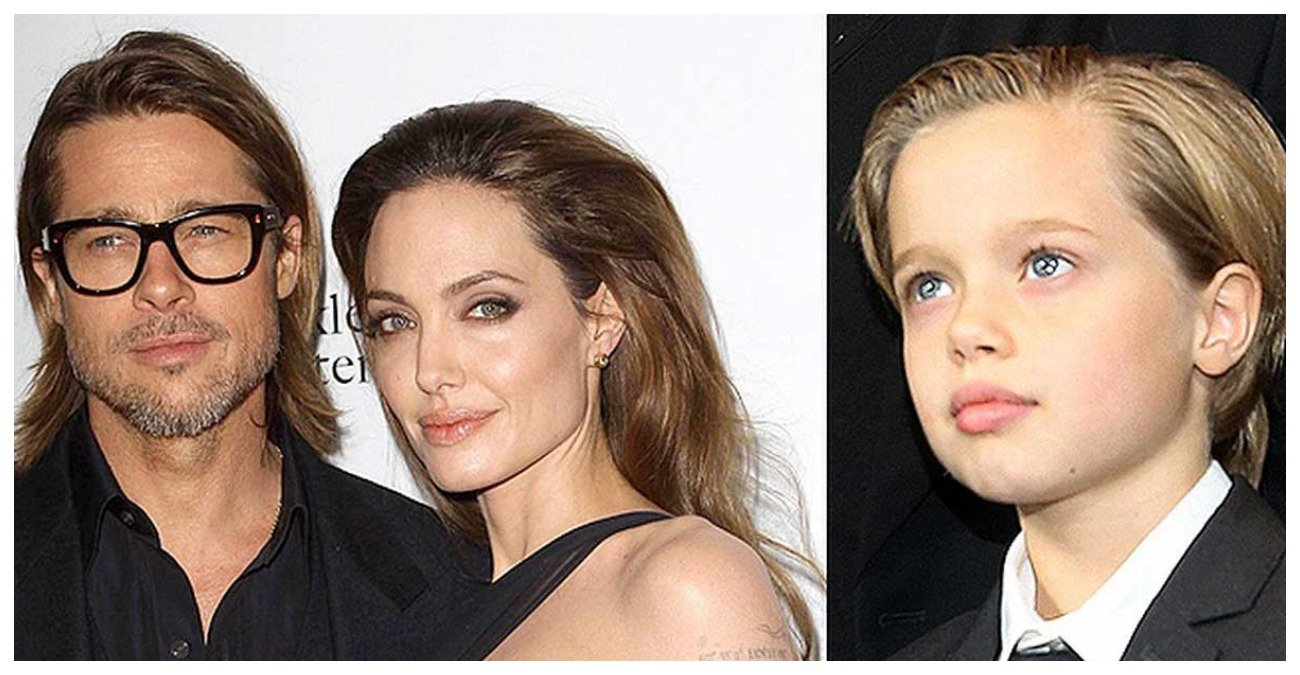 Джоли и Питт предложили 14-летней дочери Шайло странную методику по выбору пола