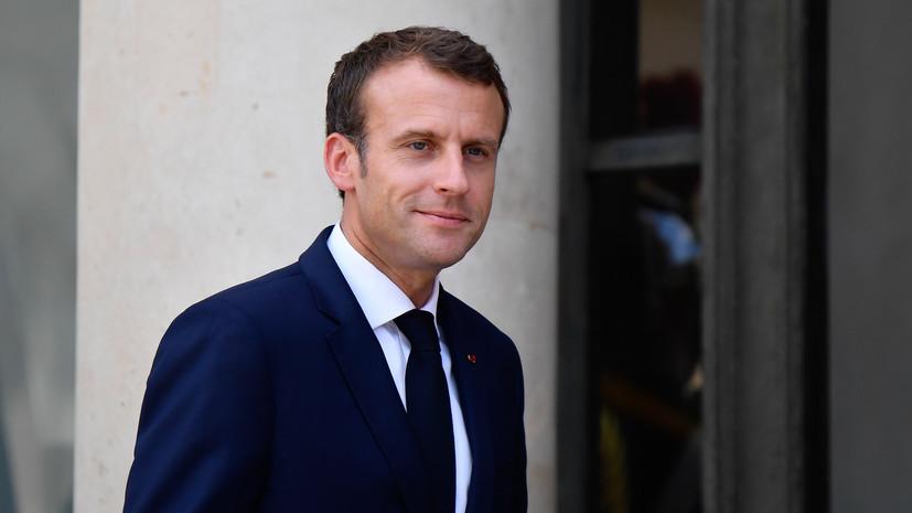 франция, макрон, покушение, радикалы, арест, мероприятия, задержание, суд