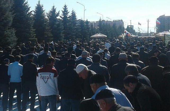 ингушетия, бунт, россия, ченя, кадыров, протест, скандал, путин
