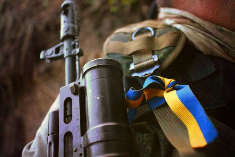 В зоне АТО от пули снайпера погиб боец ВСУ Андрей Сметанин: опубликовано фото бойца