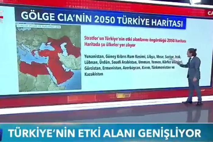 РосСМИ обвинили Турцию в планах захватить юг РФ, Крым и Донбасс к 2050-му