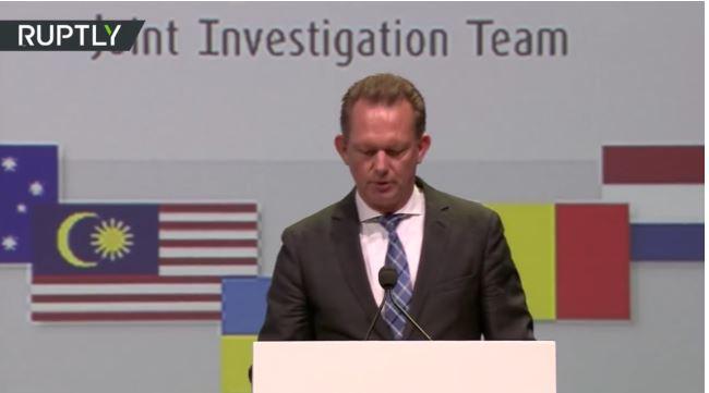 """Официально: Голландия обвинила Россию и боевиков """"ЛДНР"""" в убийстве своих граждан на борту самолета MH17"""