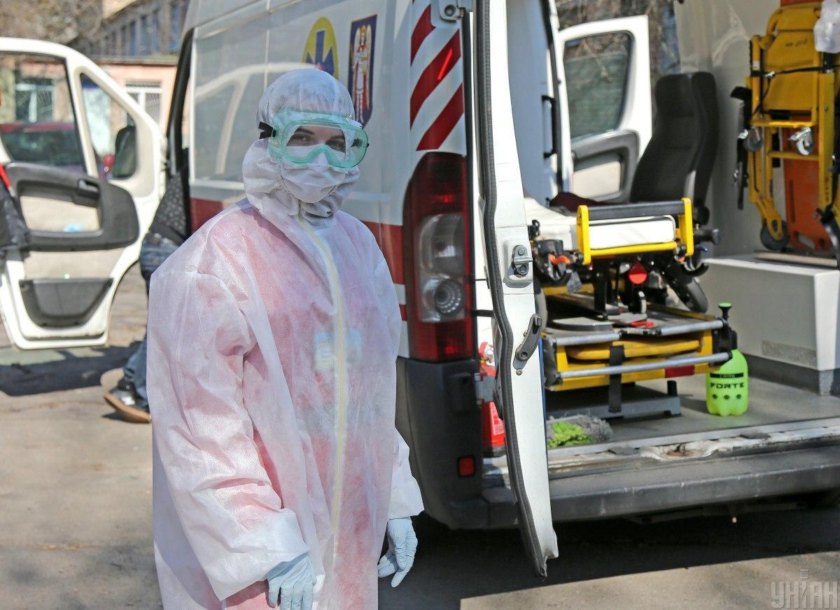 Дата завершения эпидемии коронавируса COVID-19 в Украине: прогноз ученых