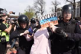 ЕС о протестах в РФ: Кремль должен немедленно освободить более 1000 мирных митингующих и журналистов