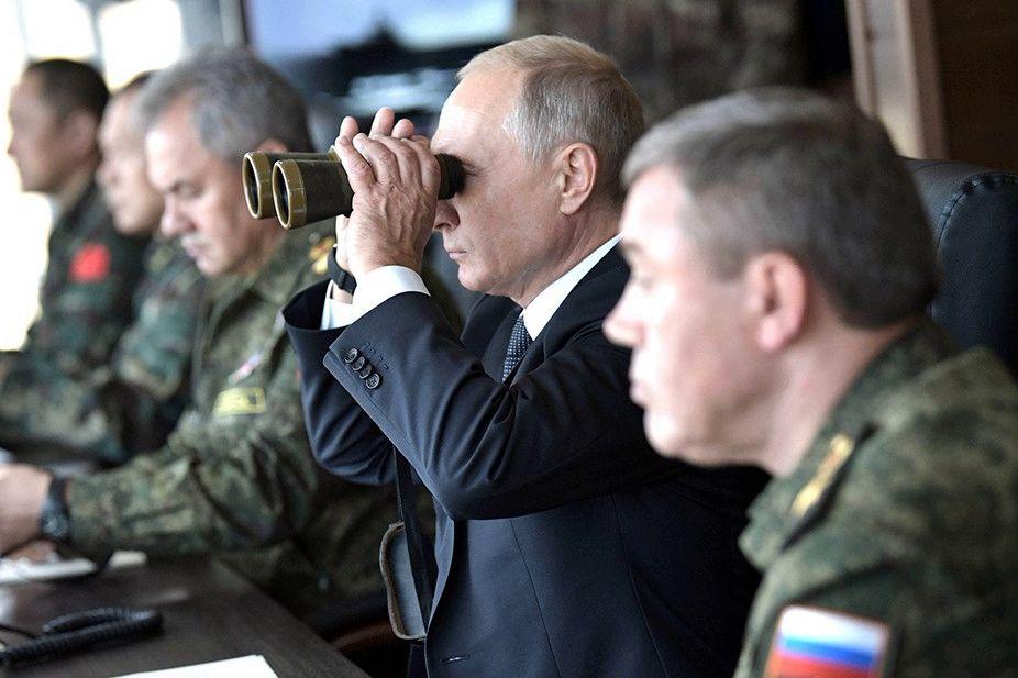 Новости с Ближнего Востока, Черноморья и Средиземноморья не сулят РФ ничего хорошего - фронт сформирован