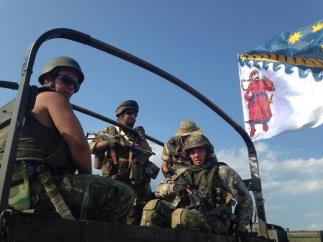 25-ю Днепропетровскую бригаду, потерявшую более 150 человек, обещают вывести из зоны спецоперации