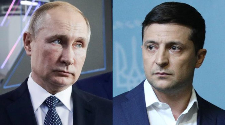 """В Сеть """"слили"""" данные о встрече Зеленского и Путина: Украину ждет неприятный """"сюрприз"""""""