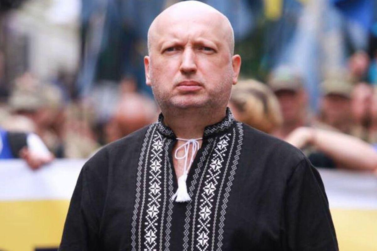 """Турчинов сказал, что задумал Путин по Украине: """"К большой войне Россия не готова"""""""