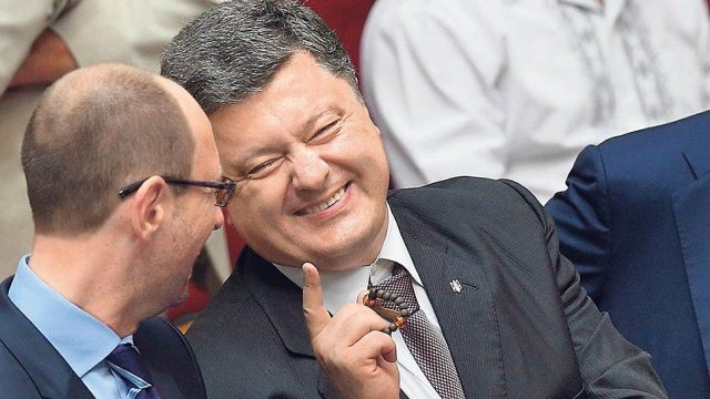Украина, Донецк, Луганск, ДНР, ЛНР, политика, общество, РФ, Захарченко, терроризм, Порошенко, Турчинов, Яценюк