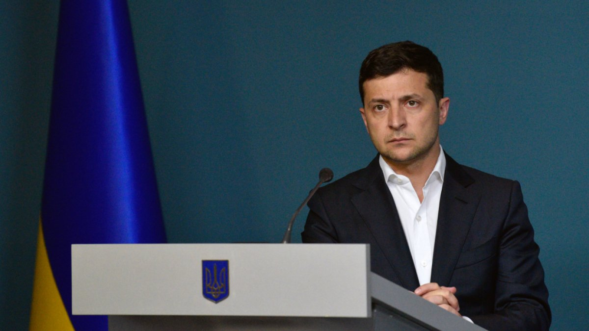 Украина, Верховная Рада, Зеленский, призыв, указ