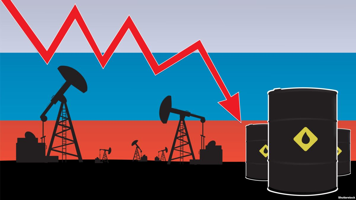 Цены на нефть рухнули до новой отметки: на Московской бирже начал падать рубль