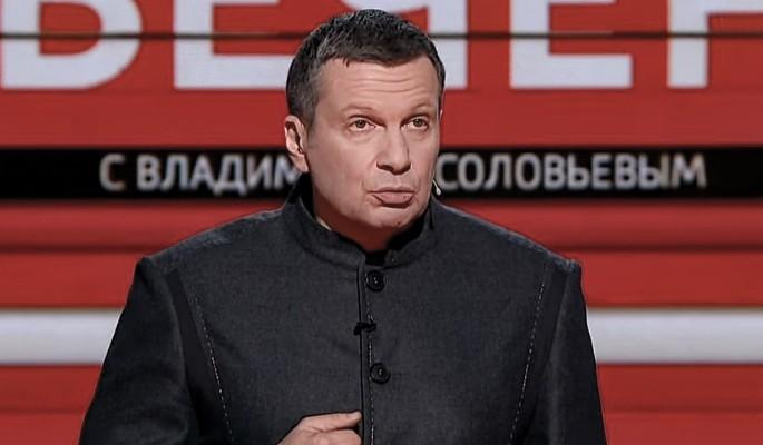 """Соловьев грязно выругался в адрес украинцев из-за геноцида, устроенного Россией: """"Никакого Голодомора не было!"""""""