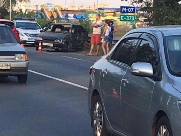 В Киевской области трехлетняя девочка погибла в авто по вине пьяного водителя