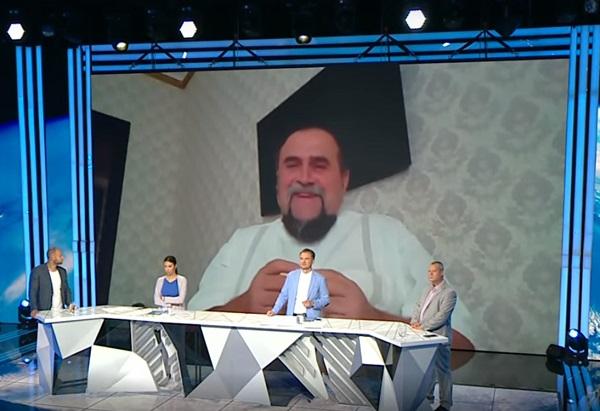 новости, Украина, телеканал НАШ, эфир, Охрименко, Сазонов, скандал, парад, бойцы ООС, АТО, оскорбление