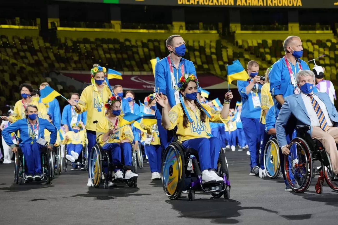 """Плюс три """"серебра"""": сборная Украины продолжает завоевывать награды Паралимпиады - 2020 в Токио"""